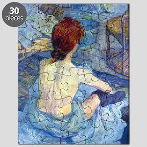 Toulouse-Lautrec Rousse (Toilet) Puzzle