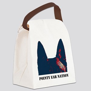 Pointy Ear Nation Canvas Lunch Bag