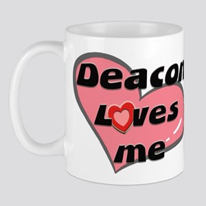 deacon loves me  Mug
