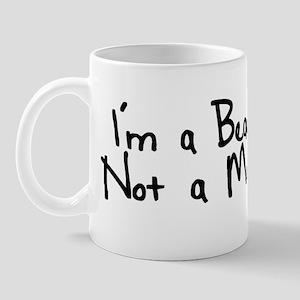 BEAUTICIAN NOT MAGICIAN Mug