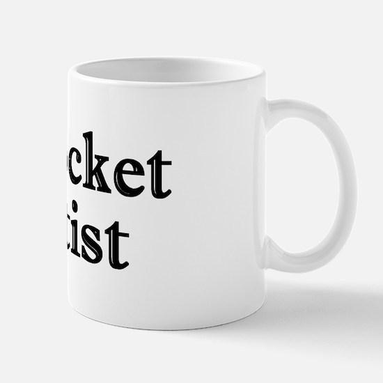 NOT A ROCKET SCIENTIST Mug