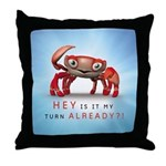 Virgil 2 Throw Pillow