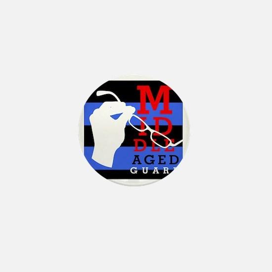 MAG variations Mini Button
