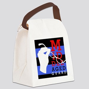 MAG variations Canvas Lunch Bag