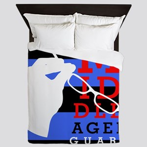 MAG variations Queen Duvet