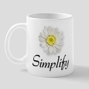 Simplify Mug
