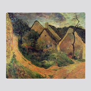 Paul Gauguin Ansteigender Throw Blanket