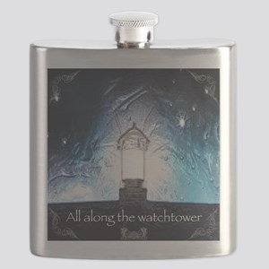 All Along The Watchtower Flask