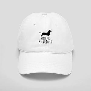 Wanta Pet My Weiner? Cap