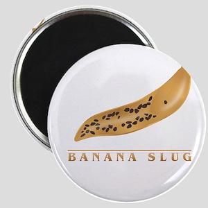 Banana Slug Magnet
