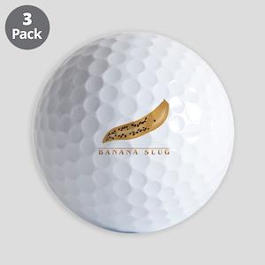 Banana Slug Golf Balls