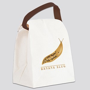 Banana Slug Canvas Lunch Bag