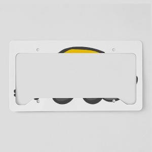 Bus_0015 License Plate Holder