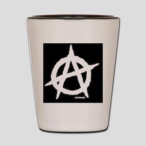 R-AnaClutchBag Shot Glass