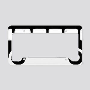 Bus_0023 License Plate Holder