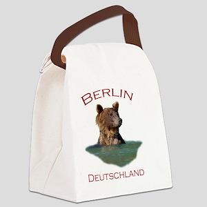 Berlin, Deutschland Canvas Lunch Bag