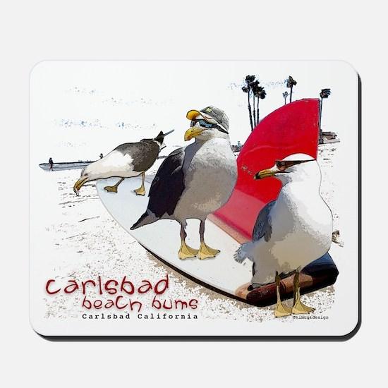 Carlsbad California Mousepad