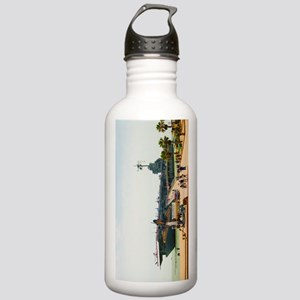 USS Lex v_TGP1289 Stainless Water Bottle 1.0L