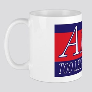 Todd Akin Bumper Sticker Mug