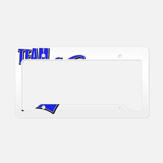 Team Cody License Plate Holder