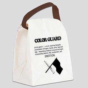 Guard Definition Canvas Lunch Bag