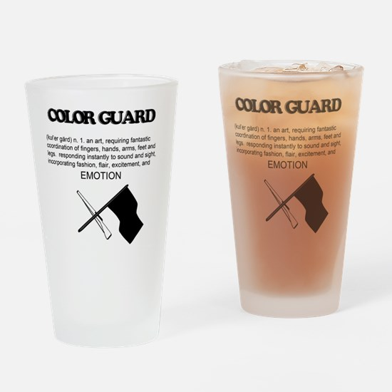 Guard Definition Drinking Glass