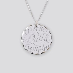 Cricket Outta Compton Necklace Circle Charm