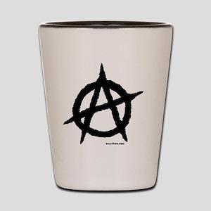 AnarchyKindleNook Shot Glass