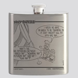 FLAG DAY Flask