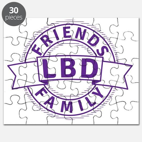 Lewy Body Dementia Awareness Puzzle