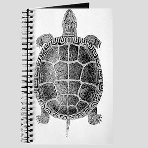 Vintage Turtle Journal