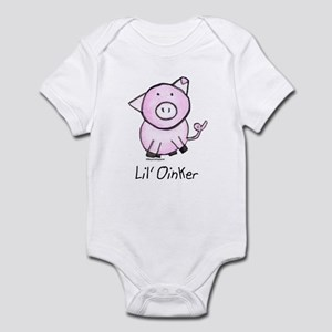 Lil' Oinker Infant Bodysuit