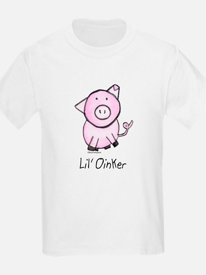 Lil' Oinker Kids T-Shirt