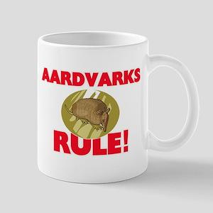 Aardvarks Rule! Mugs