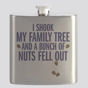 nuts fell out Flask