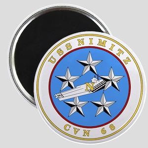 US Navy USS Nimitz CVN 68 Magnet