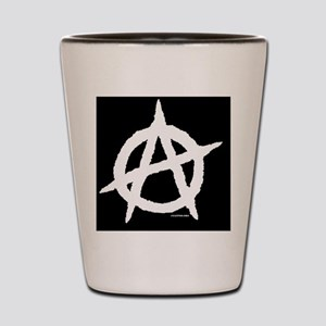 Ana16x16black Shot Glass