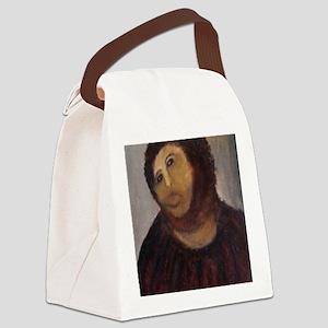 Ecce Homo Redux Canvas Lunch Bag