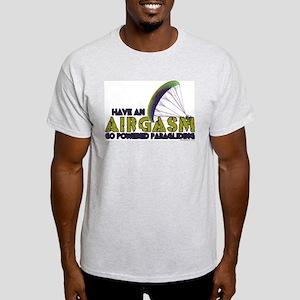 Powered Paragliding - Airgasm Light T-Shirt
