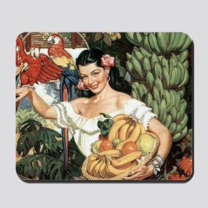 Vintage Mexico Mousepad
