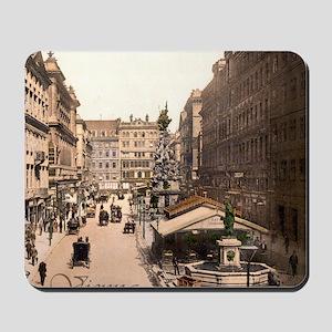 Vintage Vienna Mousepad