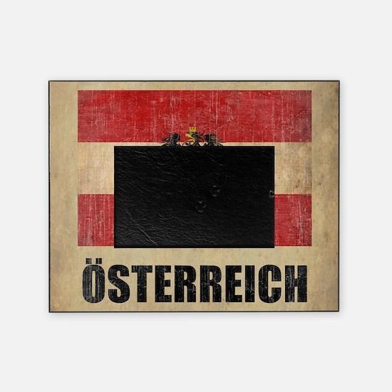 Vintage Austria Picture Frame