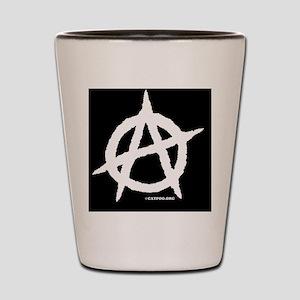 AnaBusCardCase Shot Glass
