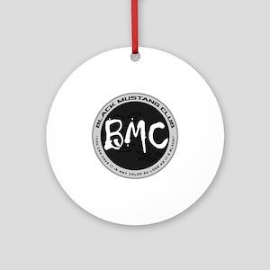 BMC Brand Logo Round Ornament
