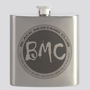 BMC Brand Logo Flask