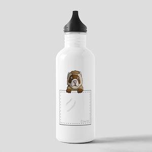 Pocket Ferret Stainless Water Bottle 1.0L