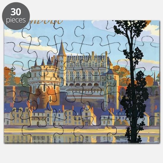 Château dAmboise Puzzle