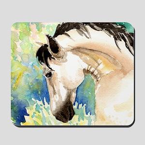 Spring Horse Mousepad