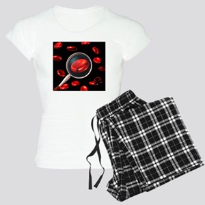 Red blood cells Women's Light Pajamas