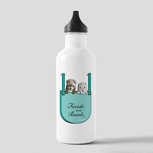 Ferret Carrier Stainless Water Bottle 1.0L